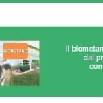 Il biometano in agricoltura: dal produttore al consumatore