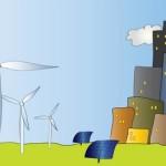 Rinnovabili, aumentati impianti nel 2018 e boom per eolico